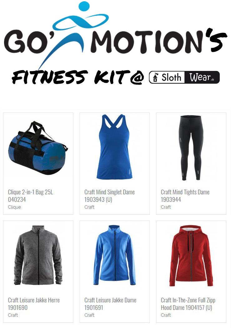 Køb dit motions kit her