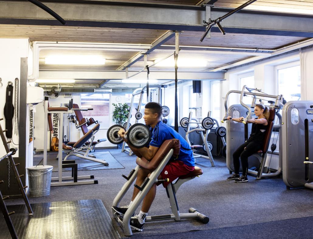 Silkeborgs gladeste fitness og motions center