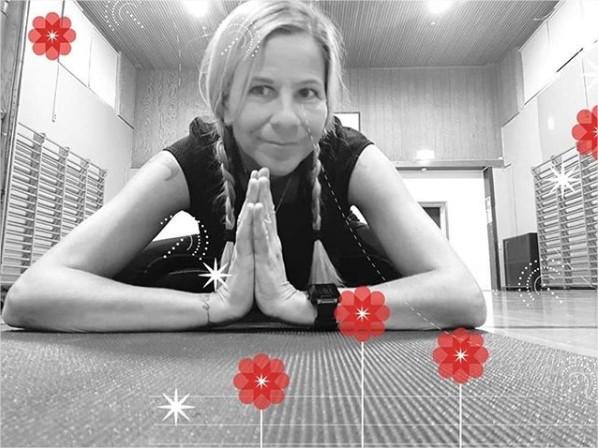 yoga med Marianne Fog