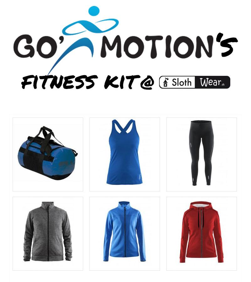 Køb dit Motions og Fitness Gear her: